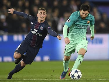 Ligue des Champions : le programme de la semaine, avec Barça-PSG