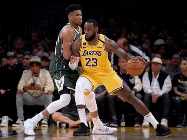 NBA : le week-end monstre des Lakers (et de LeBron James)