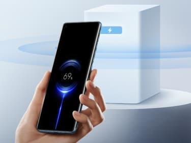 Xiaomi présente Mi Air Charge, la charge à distance pour smartphone