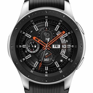 La Samsung Galaxy Watch 46 mm est en promotion chez SFR