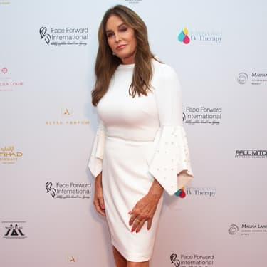 """Caitlyn Jenner au 10ème gala annuel de Face Forward International, """"Highlands To The Hills"""", à Los Angeles, le 14 septembre 2019."""