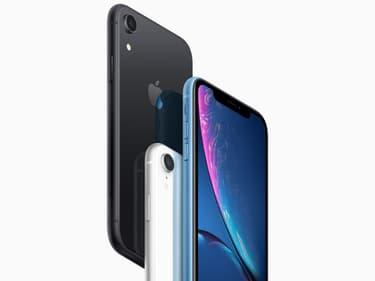 Quelles sont les différences entre l'iPhone XS et l'iPhone XR ?