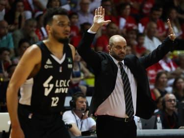 ASVEL : le coach Zvezdan Mitrovic évoque son départ