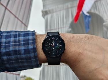 Notre test de la Samsung Galaxy Watch4