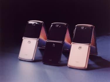 Motorola revient avec son RAZR, version améliorée
