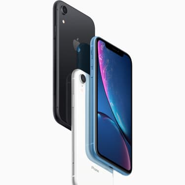 L'iPhone XR est le dernier modèle de la génération Apple.