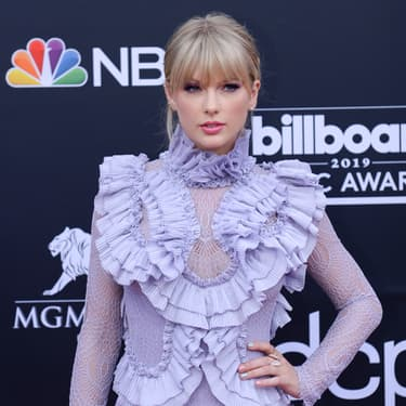 Taylor Swift aux Billboard Music Awards, à Las Vegas, le 1er mai 2019.