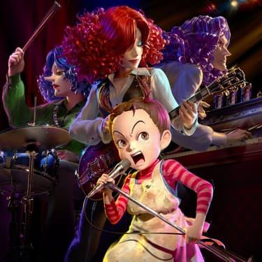Aya et la Sorcière, le prochain film Ghibli en 3D se dévoile
