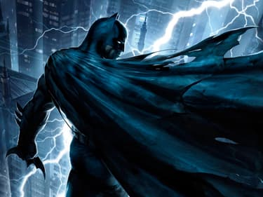 Ces comics Batman qu'on aimerait voir adaptés en films