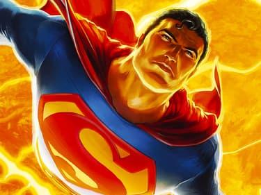 Superman Day : journée spéciale homme d'acier sur Toonami