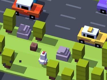 Crossy Road : pourquoi les poules traversent-elles la route ?