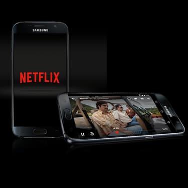 Netflix a lancé le téléchargement partiel