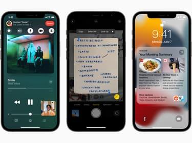 iOS 15 : 5 nouveautés sur votre iPhone