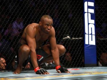 UFC 258 : le combat Usman contre Burns à voir sur RMC Sport