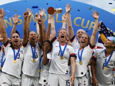 Égalité salariale : les footballeuses américaines en procès