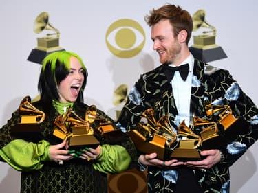 Grammy Awards 2020 : Billie Eilish écrase la concurrence