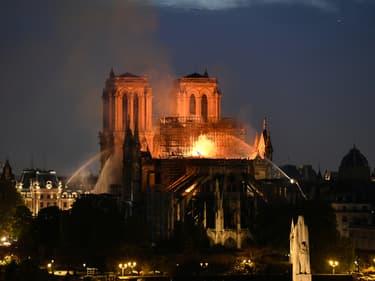 L'incendie de Notre-Dame aura droit à sa propre série