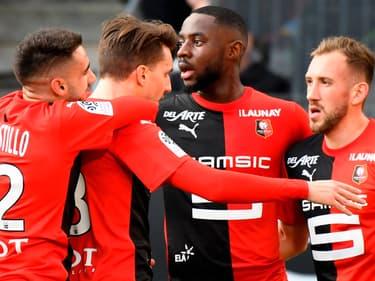 Ligue des Champions : Rennes qualifié grâce aux demis de la Ligue Europa