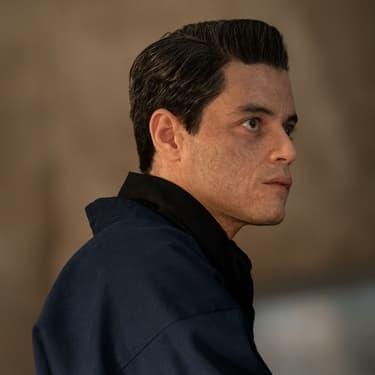 Rami Malek dans James Bond : Mourir peut attendre