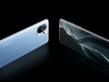 Xiaomi Mi 11 : comparatif avec le Xiaomi Mi 10