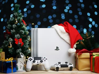 Quelles consoles offrir pour Noël ?