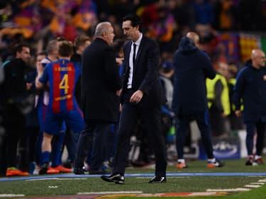 PSG : Emery se confie sur la remontada à Barcelone