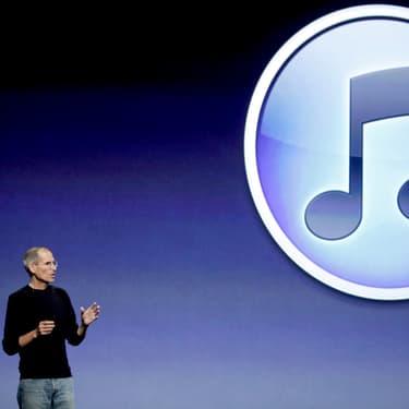 Avec le lancement des iPods, Steve Jobs avait fait d'iTunes l'un des produits phares d'Apple
