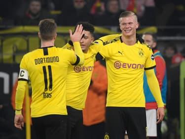 PSG-Dortmund : la menace Haaland