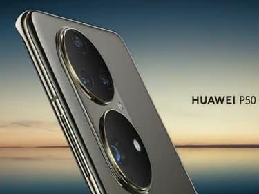 Huawei P50, le design le plus étonnant de l'année ?