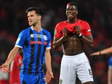 Paul Pogba blessé jusqu'au prochain mercato ?