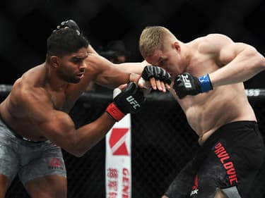 UFC Fight Night : Overeem vs. Volkov sur RMC Sport