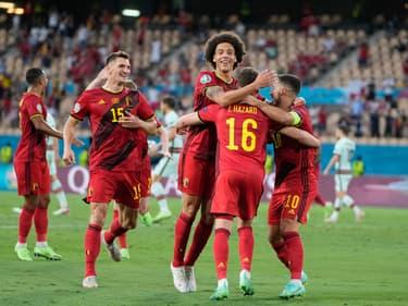 Euro 2020 : le programme des quarts de finale, avec Belgique-Italie