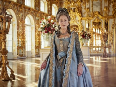 Catherine The Great : l'autre série royale, sur Canal+
