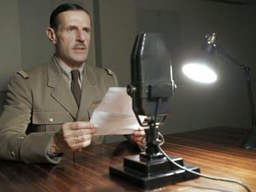 Le film De Gaulle arrive sur Canal+
