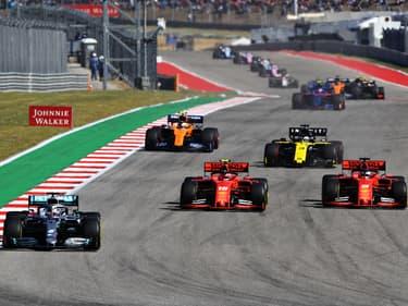 Grand Prix des États-Unis : suivez le retour de la F1 aux USA sur Canal+
