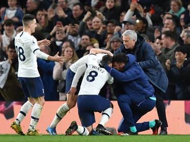 La réaction folle de Mourinho en Premier League