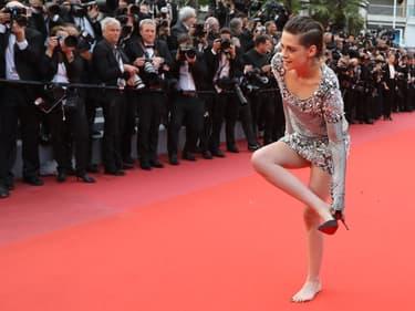 Les trois règles d'or pour monter le tapis rouge à Cannes