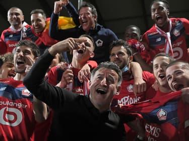 Ligue des Champions : l'incroyable chapeau qui attend Lille et le PSG