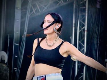 Interview Festival : La Chica souffle un vent electro-pop latino à Rock en Seine
