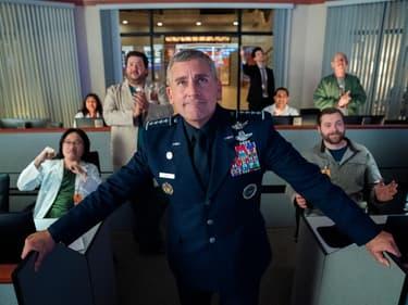 Une saison 2 pour Space Force sur Netflix ?