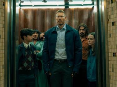 Netflix présente les nouveaux élèves de l'Umbrella Academy