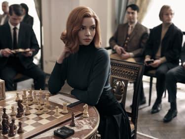 Le Jeu de la Dame : échecs à mater sur Netflix