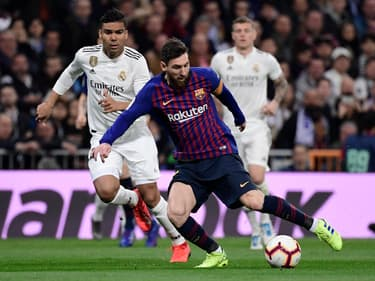 Le Clasico Barça – Real reporté ?