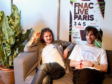 On a parlé musique et bateaux avec Pépite au FNAC Live Paris 2019