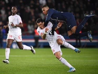 Lille-PSG : il y a un an, le LOSC gagnait 5-1