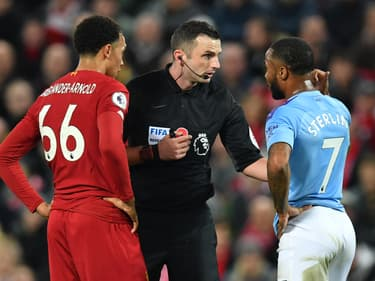 Sterling écarté de la sélection anglaise après une altercation