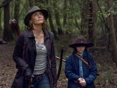 The Walking Dead : Negan VS. Maggie, l'affrontement final