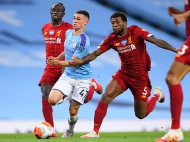 Premier League : le programme de 8e journée, avec Manchester City-Liverpool