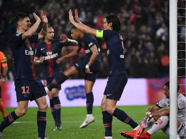 Le PSG privé de plusieurs joueurs pour la Ligue des Champions