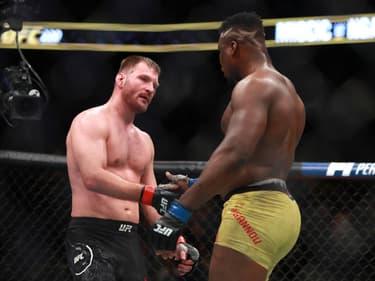 UFC 260 : le choc Miocic VS. Ngannou 2, c'est ce soir sur RMC Sport